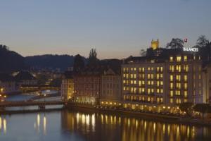 Hotel Luzern - Hotel des Balances - Hotel Altstadt